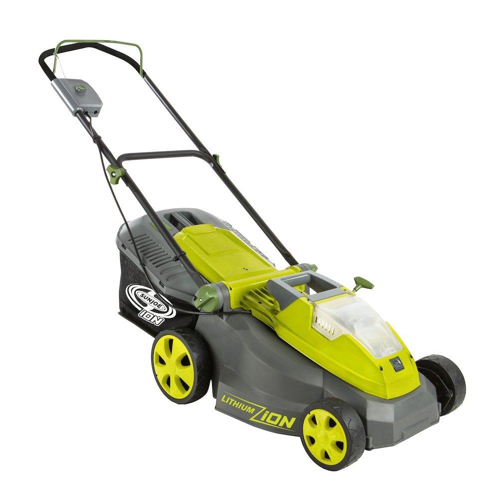 16-Inch, 40-Volt Mower image