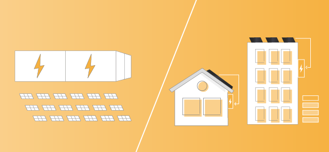 standalone vs paired with solar storage