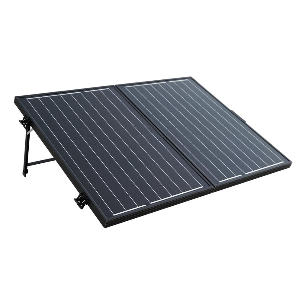 Portable Foldable Solar Panel Suitcase image