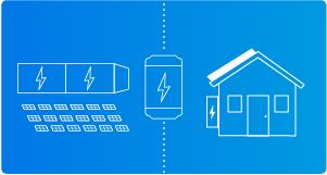 standalone storage vs. solar plust storage