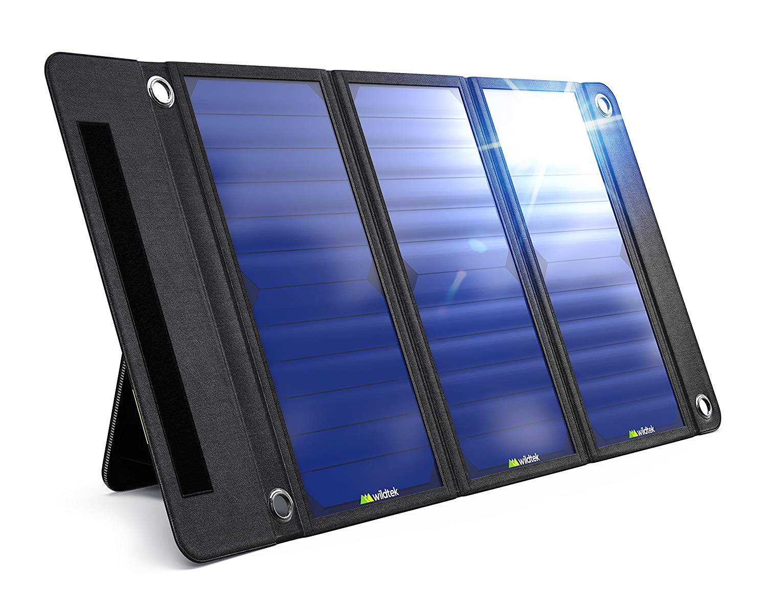 Waterproof Portable Solar Charger image