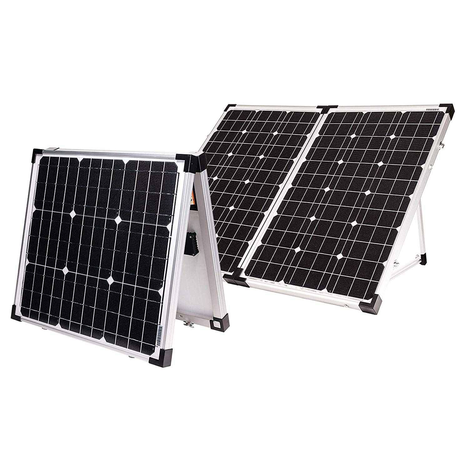 Portable Folding Solar Kit image