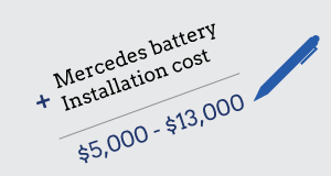 2019 Mercedes Benz Home Battery Complete Review | EnergySage