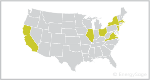 states with ccas highlighted