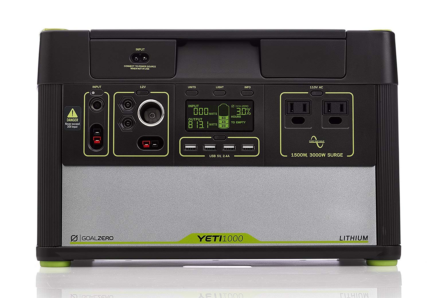 Yeti Lithium Portable Power Station image